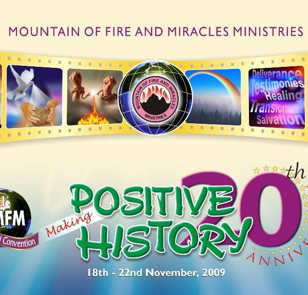 Get Ready For The 3rd MFM International Convention – PRAYERS FIRE