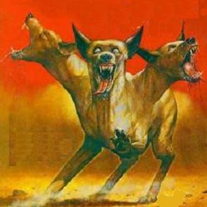 satanic dogs