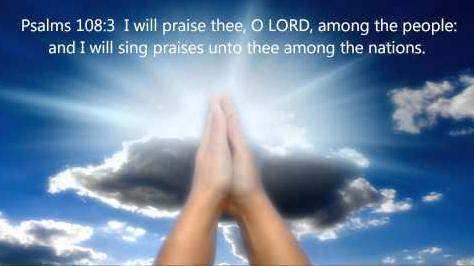 victory prayers