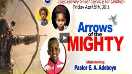 Holy Ghost Service April 2013