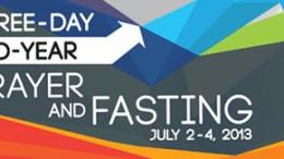 mid year prayer and fasting