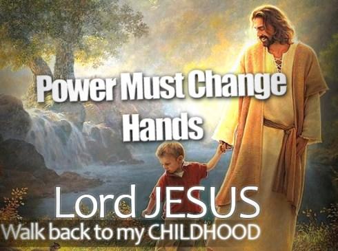 Power Must Change Hands September 2013