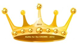 Battle for the crown - 2013