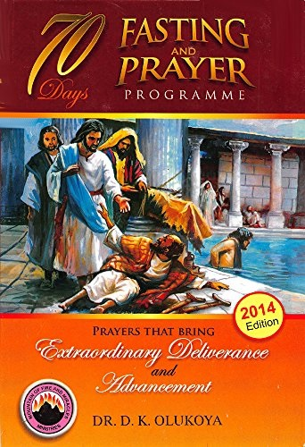 70 Days MFM Fasting and Prayers Booklet 2014
