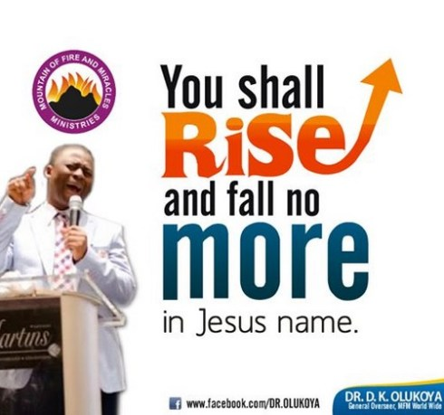 Arise and Shine for your Light has come