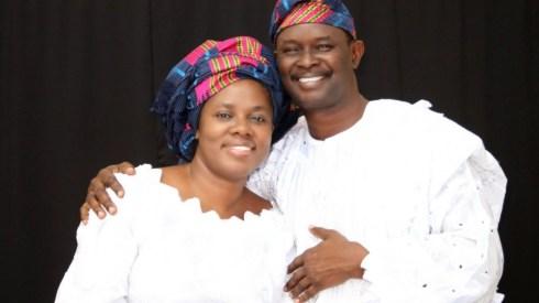 Mike and Gloria Bamiloye of Mount Zion Drama Ministries from Nigeria