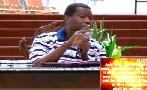 Pastor Enoch Adejare Adeboye - General Overseer RCCG