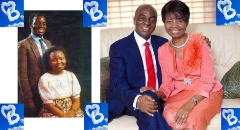Heaven on Earth marriage of Bishop David Oyedepo and Wife Faith Oyedepo