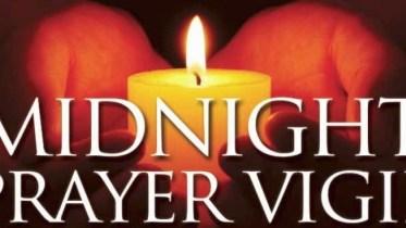 Midnight Prayer Vigil - PRAYERSFIRE