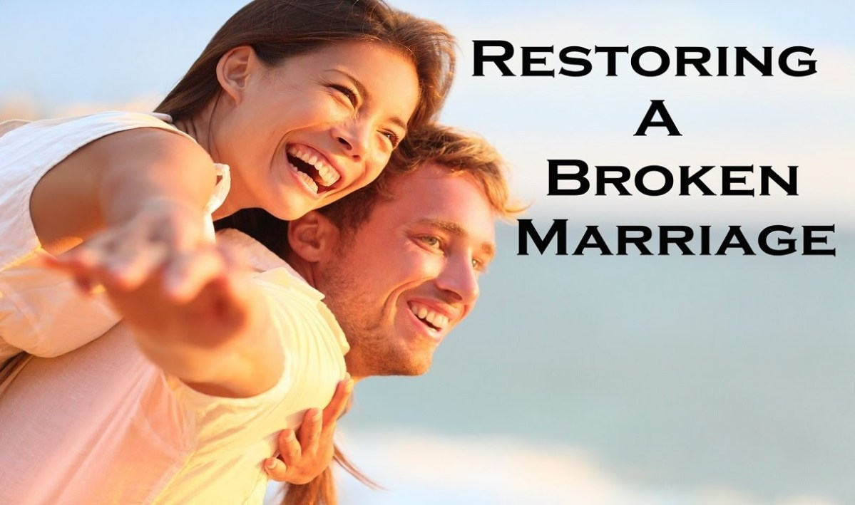 1 Prayer To Restore A Broken Marriage! – By Elisha Goodman – PRAYERS