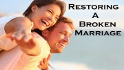 MARRIAGE RESTORATION PRAYER
