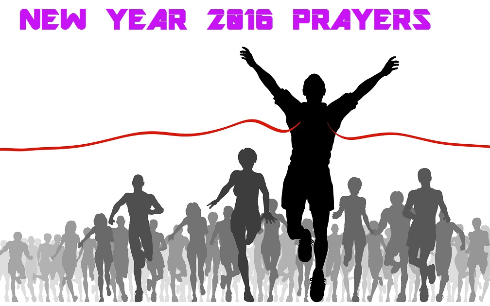 Day 12 - Happy New Year 2016 Prayers