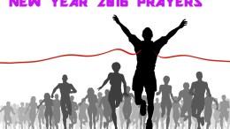 NEW YEAR 2016 PRAYERS