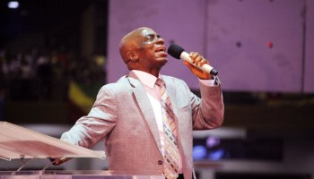 Image result for oyedepo testify