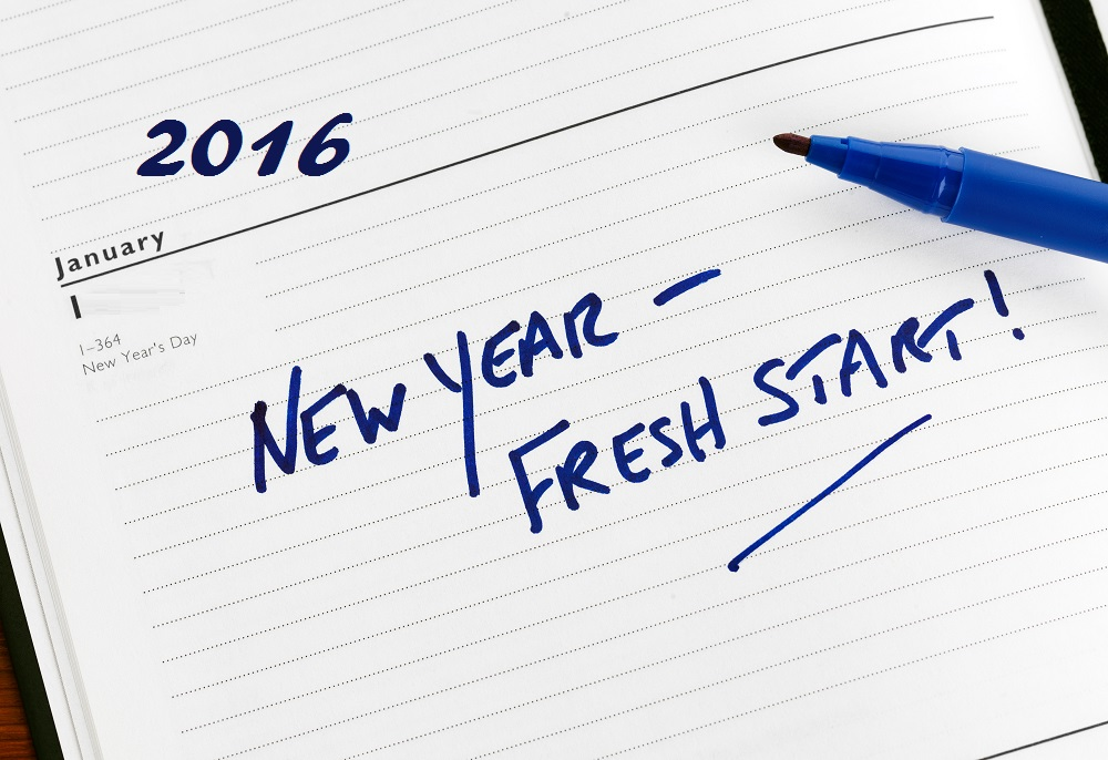 How to succeed in the new year 2016