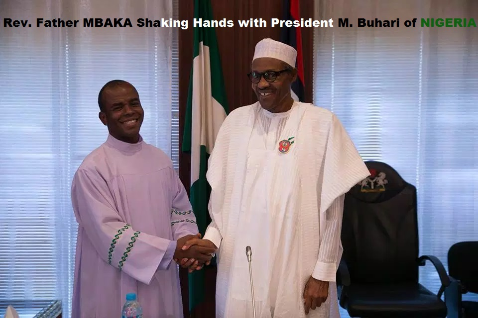 Rev. Fr. Mbaka Prophesy 2016 Assassination Attempt on Nigeria's President