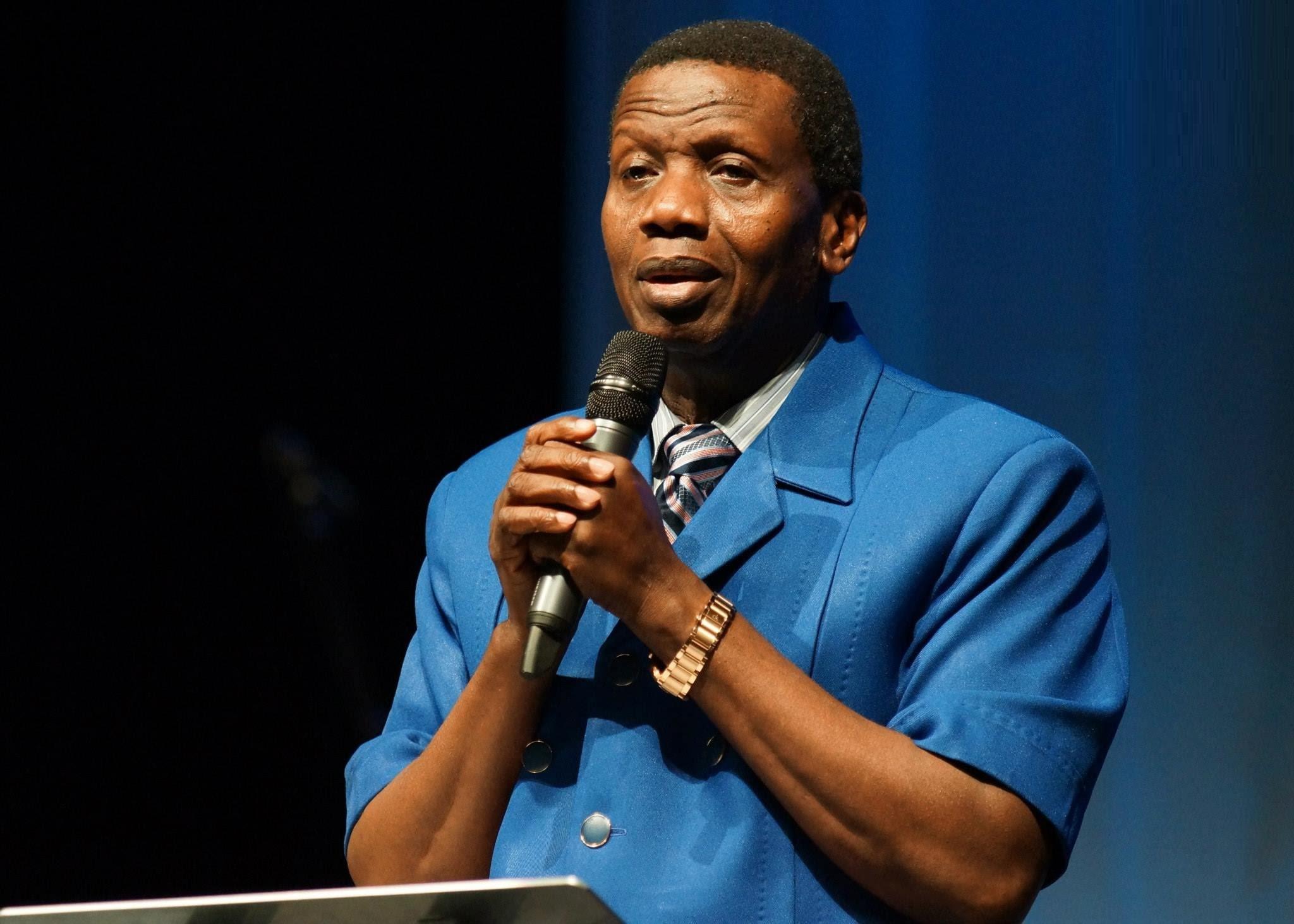 Pastor E. A. Adeboye