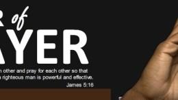Prayer Request . . Power of Prayer