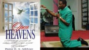 Open Heavens Prayer Points