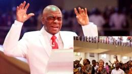 BISHOP DAVID OYEDEPO - LIVING FAITH CHURCH PRESIDENT