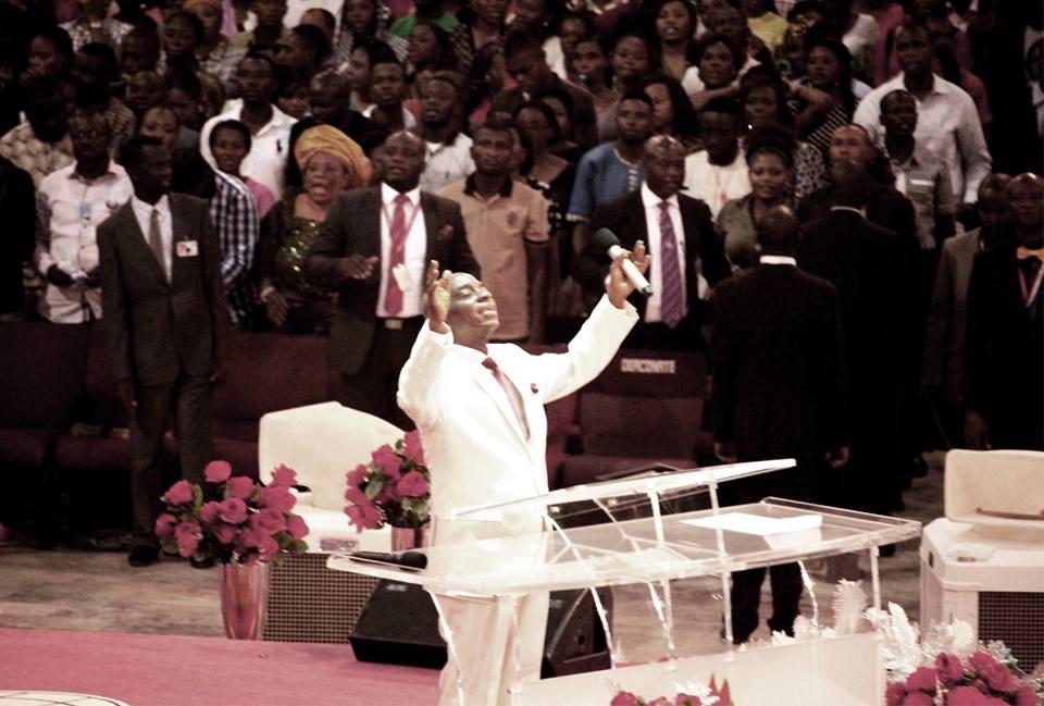 BISHOP DAVID OYEDEPO - LIVING FAITH CHURCH