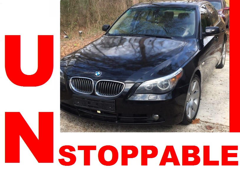 I AM UNSTOPPABLE!!!!!!! - BRAND NEW UNSTOPPABLE BMW FULLY PAID FOR MYSTERIOUSLY BY THE UNSTOPPABLE GOD!