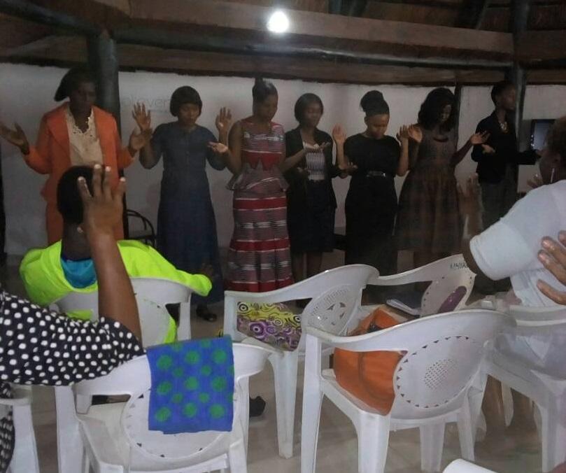 ZIMBABWE RDT 22 CONSECRATING NEW GLOBAL LEADERSHIP