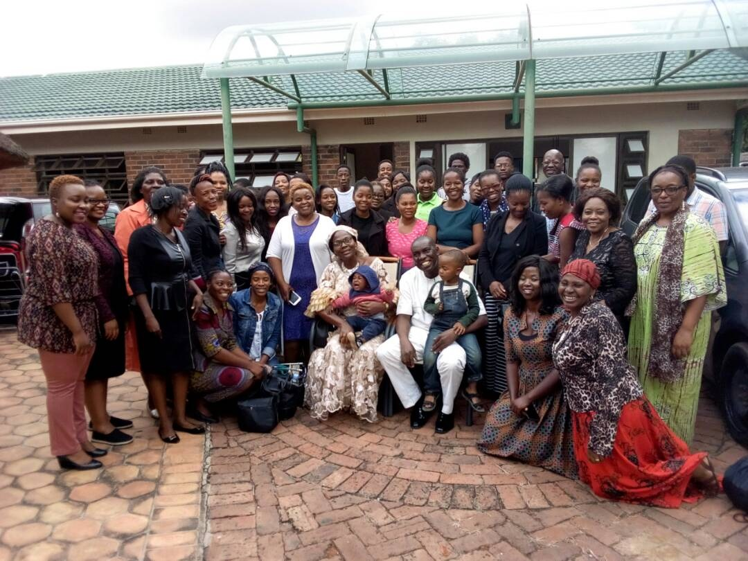 ZIMBABWE RDT 23 - GROUP PHOTOGRAPHS