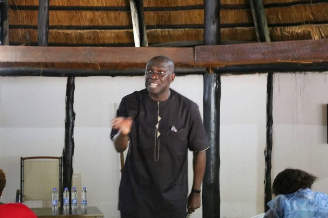 ZIMBABWE RDT 49 TEACHING SESSION