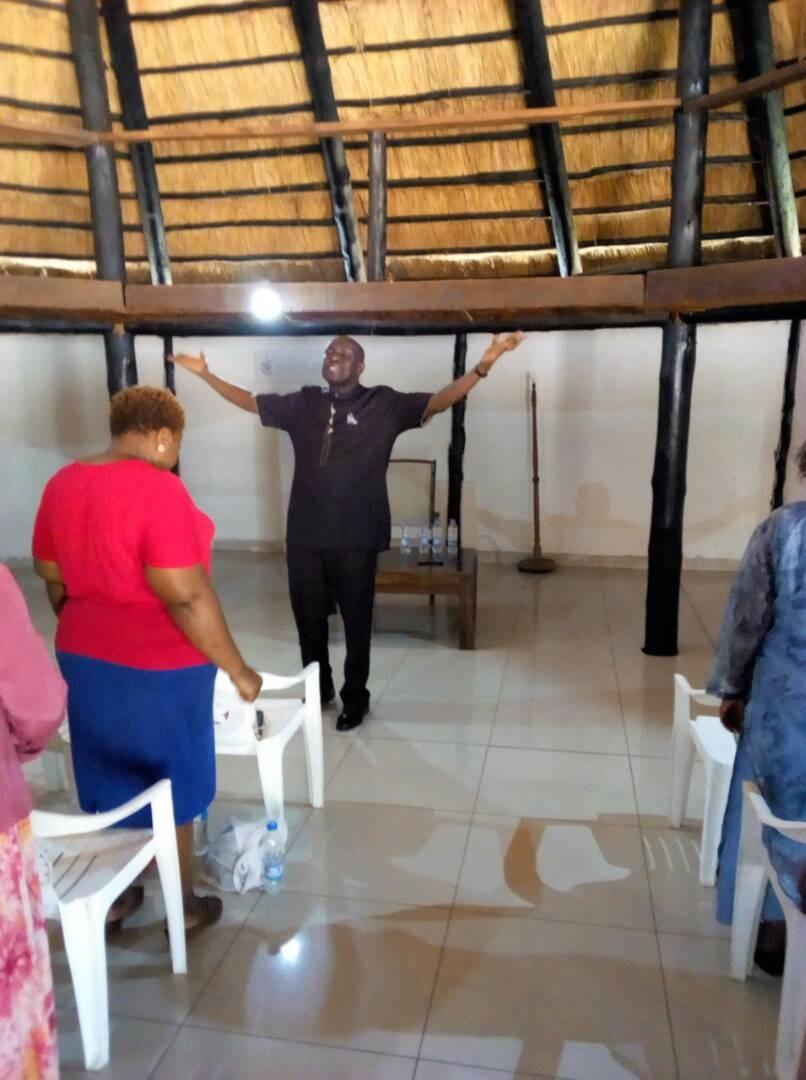 ZIMBABWE RDT 52 TEACHING SESSION