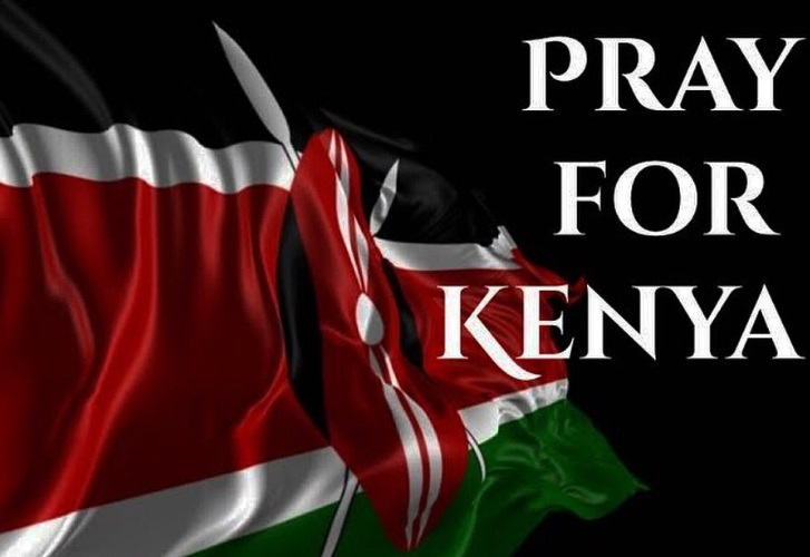 KENYA PRAYERS 2
