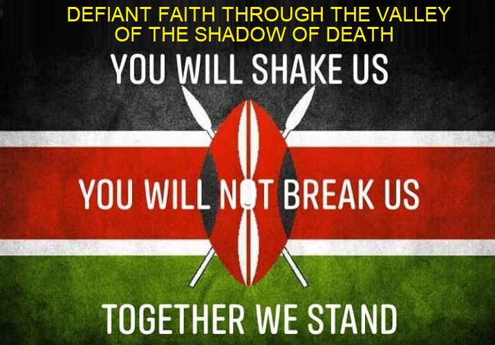 KENYA PRAYERS 3