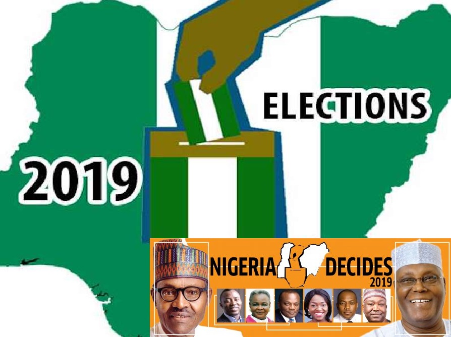 THE COUNSEL OF THE LORD CONCERNING NIGERIAN ELECTIONS 2019