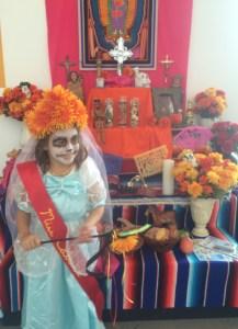 Adahlia - Miss Catrina 2016 DBA