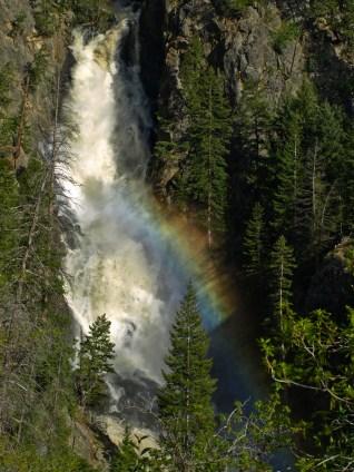 Fish Creek Falls, Steamboat, Colorado
