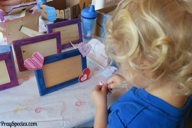 Easy Valentine Preschool Crafts and Gifts