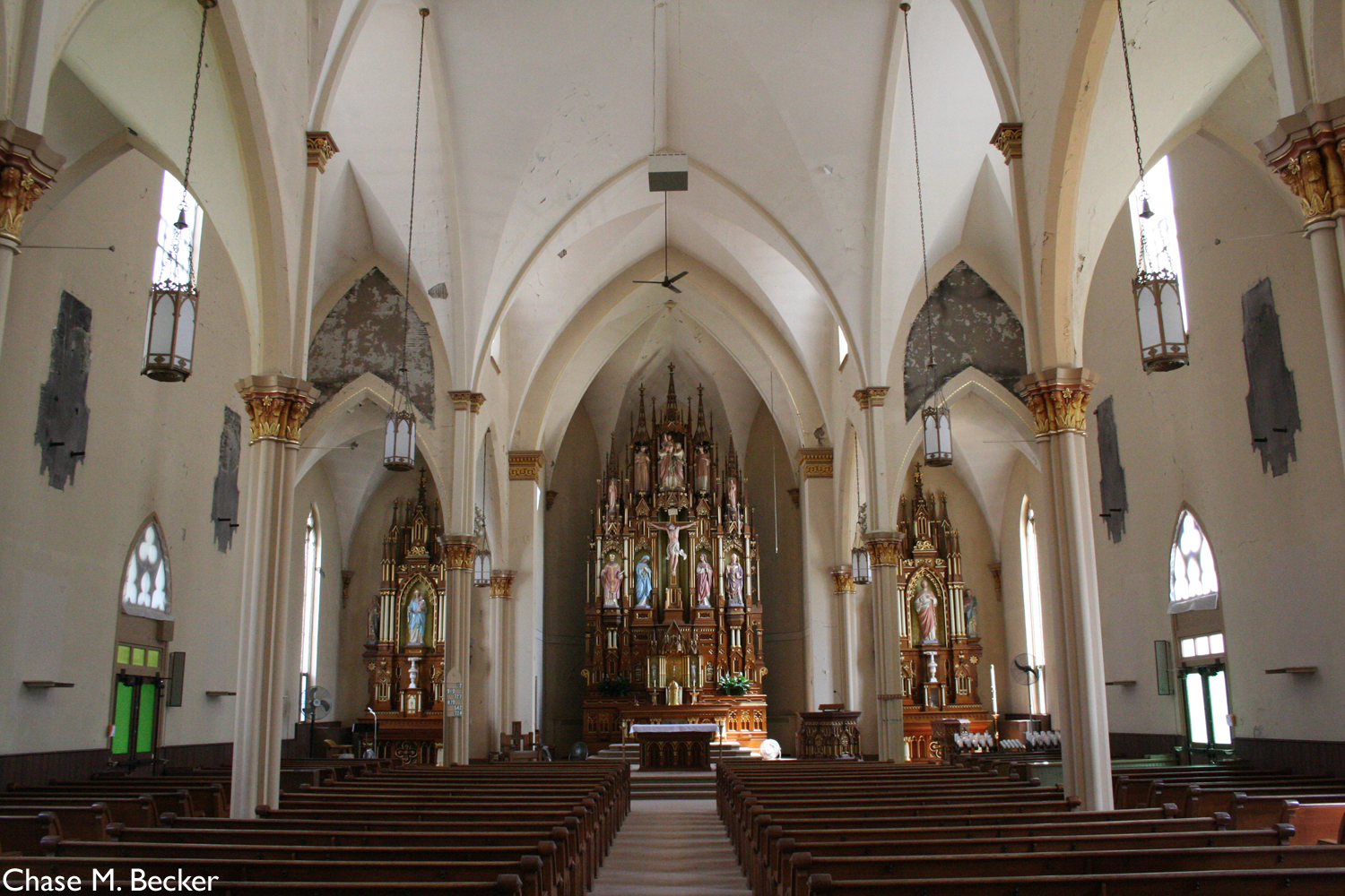 New Amp Old In Church Architecture A Case Study