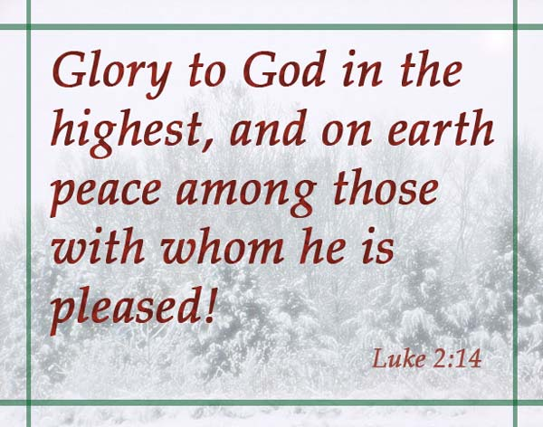 christmas bible verses scripture