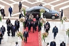 Visite au Cameroun de S.E. Macky SALL, Président de la République du Sénégal (1)