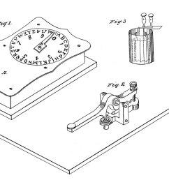 10292 dial telegraph j davis  [ 1280 x 821 Pixel ]