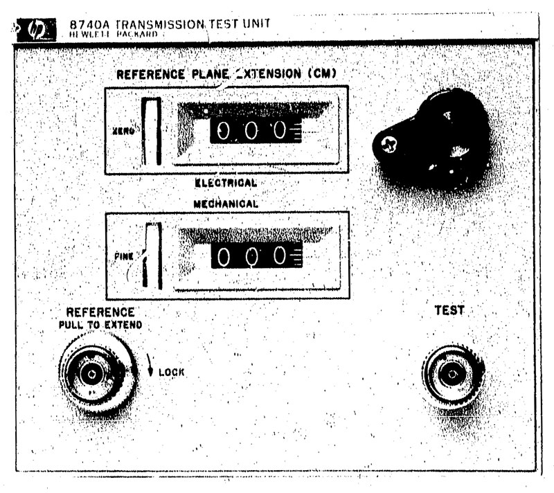Microwave Test Equipment