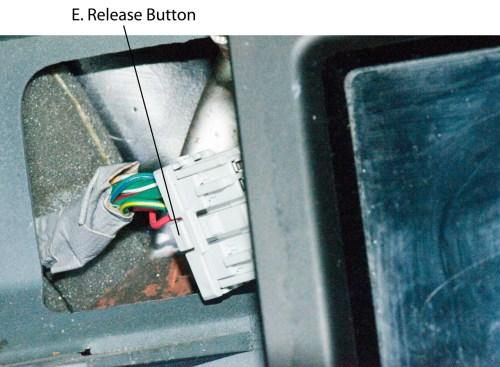 small resolution of 2000 honda oddyssey radio removing center dash panel connectors