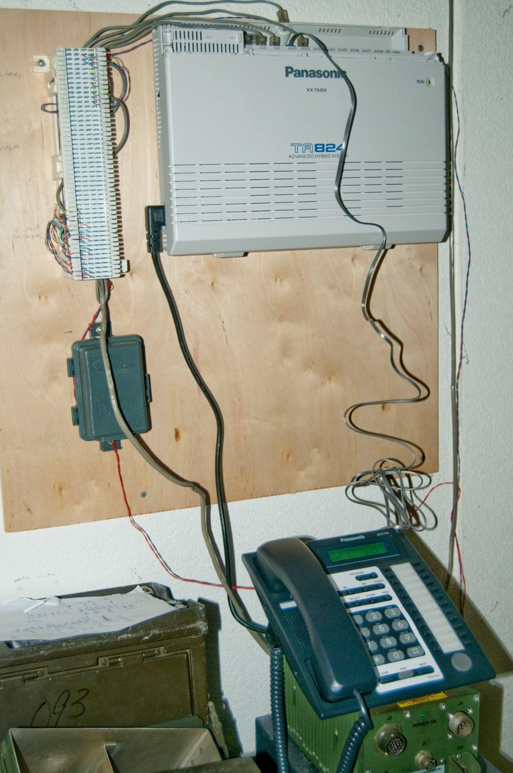 medium resolution of panasonic kx ta824 telephone system