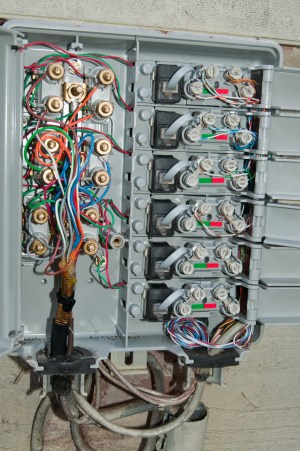 Telephone Power & CATV Poles
