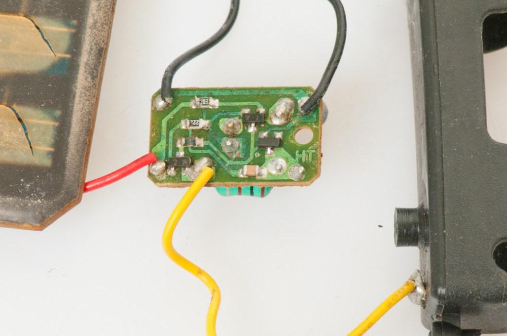 medium resolution of solar bug zapper wiring diagram