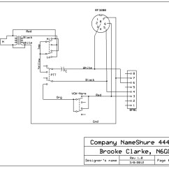 Microphone Wire Diagram Wiring Ac Split Daikin Inverter 3 Diagrams Get Free Image About