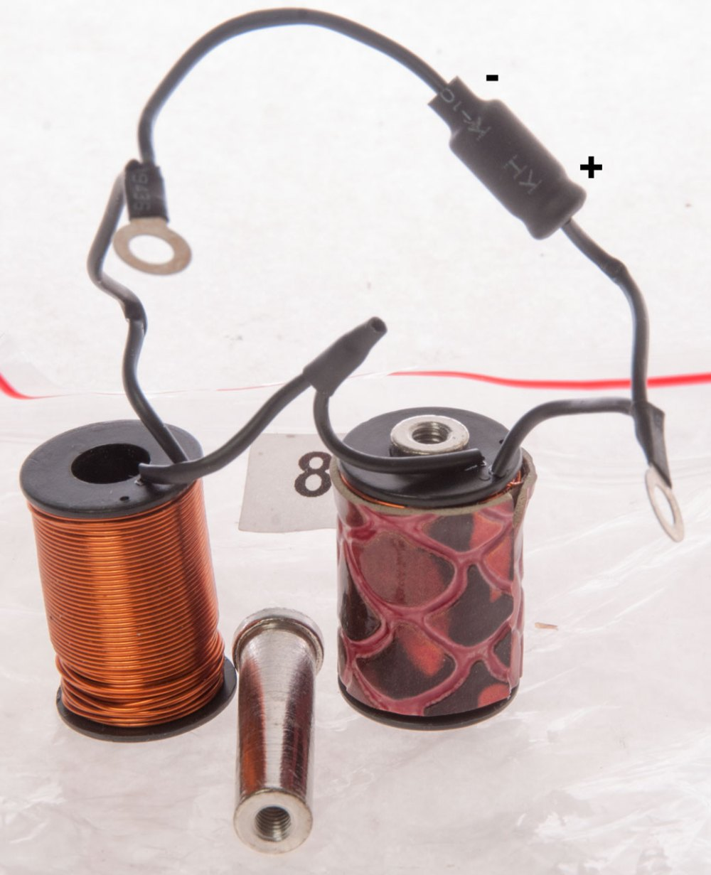 medium resolution of tattoo machine coils