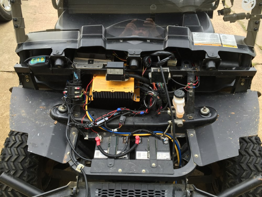 medium resolution of ranger ev where do you put an auxillary battery for winch polaris ranger winch wiring harness warn 12k winch wiring diagram