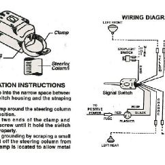 Grote Universal Turn Signal Switch Wiring Diagram Advanced Origami Crane Nightmare..... - Page 2