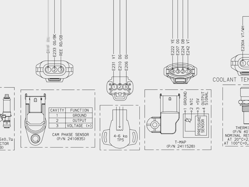 medium resolution of  2013 ranger 800 tps adjustment on polaris 500 schematic 2007 polaris ranger wiring diagram